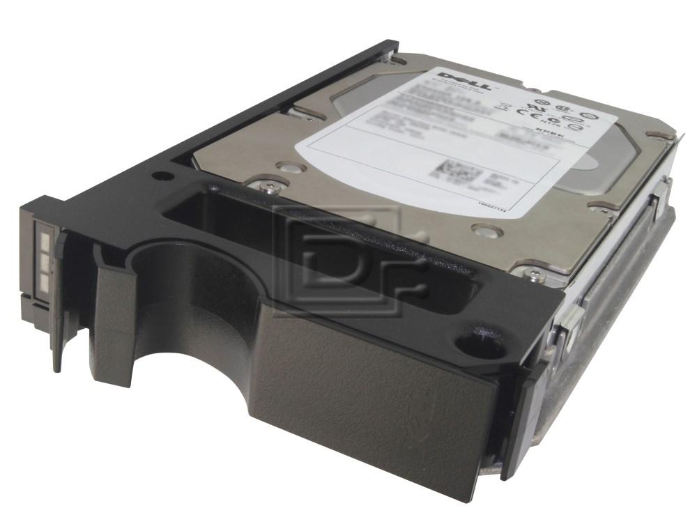 DELL 341-1237 Dell 341-1237 36GB 15K U320 80pin SCA SCSI Hard Drive 9D988 Kit