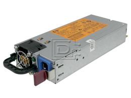 HEWLETT PACKARD 593831-B21 591554-001 599383-001 591556-101 591556-201 HSTNS-PD22B DPS-750UB Hewlett Packard Power Supply