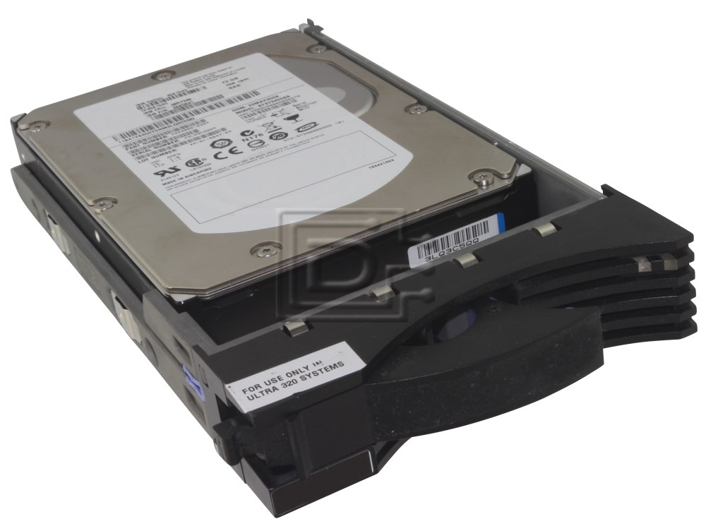 IBM Compatible 40K1024 39R7310 IBM SCSI Hard Drive image 1