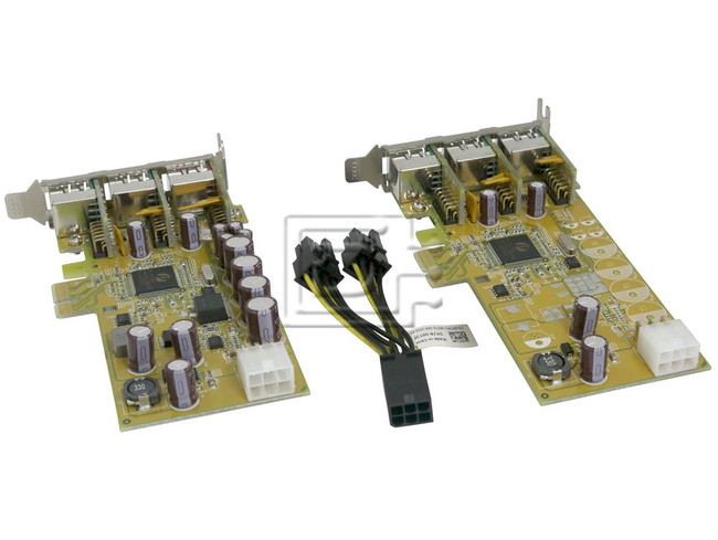 Dell 5WDTX 8R06D Expansion Controller Card image 3