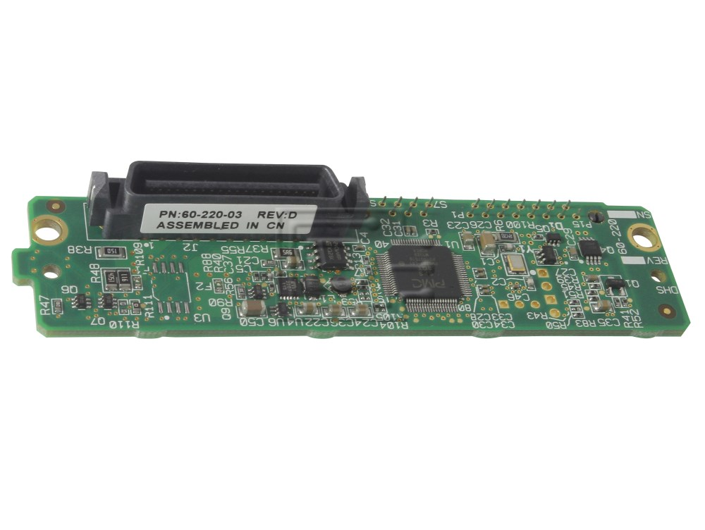 HEWLETT PACKARD 60-220-03 60-261-01 HP 60-220-03 SATA to Fiber Channel FC Dongle Interposer Converter Board image 1