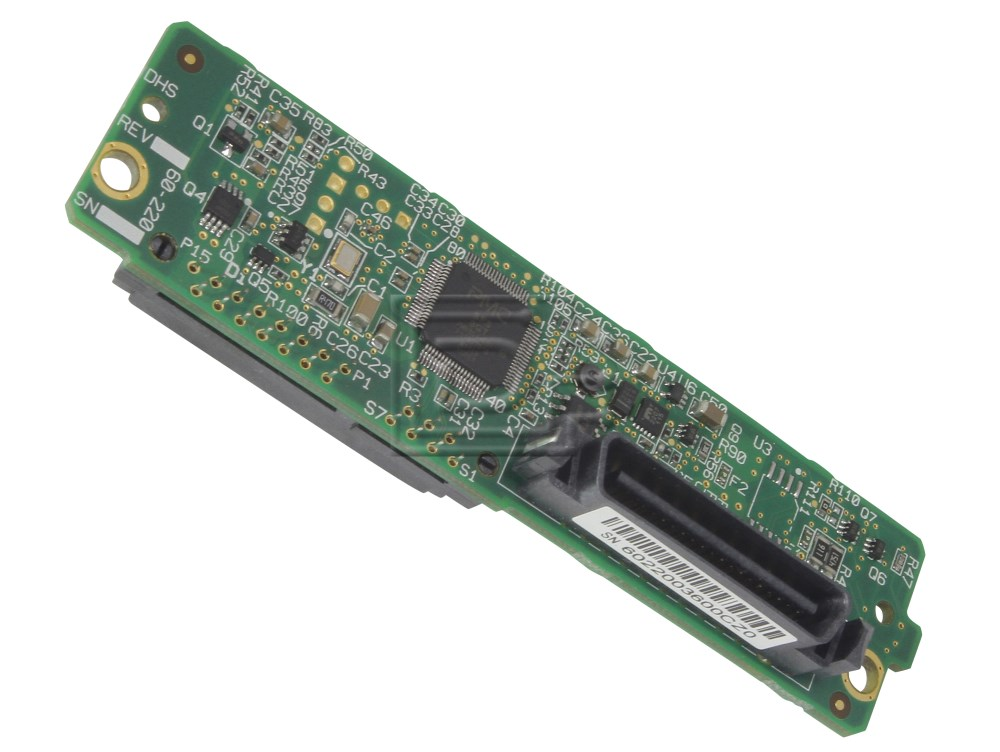 HEWLETT PACKARD 60-220-03 60-261-01 HP 60-220-03 SATA to Fiber Channel FC Dongle Interposer Converter Board image 2