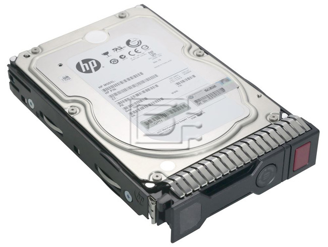 HEWLETT PACKARD 652757-B21 MB2000FCWDF 695507-002 9ZM275-035 714355-001 653948-001 507613-002 649327-002 638521-001 HP SAS Gen8 Hard Drives Kit image 1