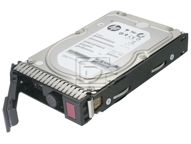 HEWLETT PACKARD 652757-B21 MB2000FCWDF 695507-002 9ZM275-035 714355-001 653948-001 507613-002 649327-002 638521-001 HP SAS Gen8 Hard Drives Kit image 2