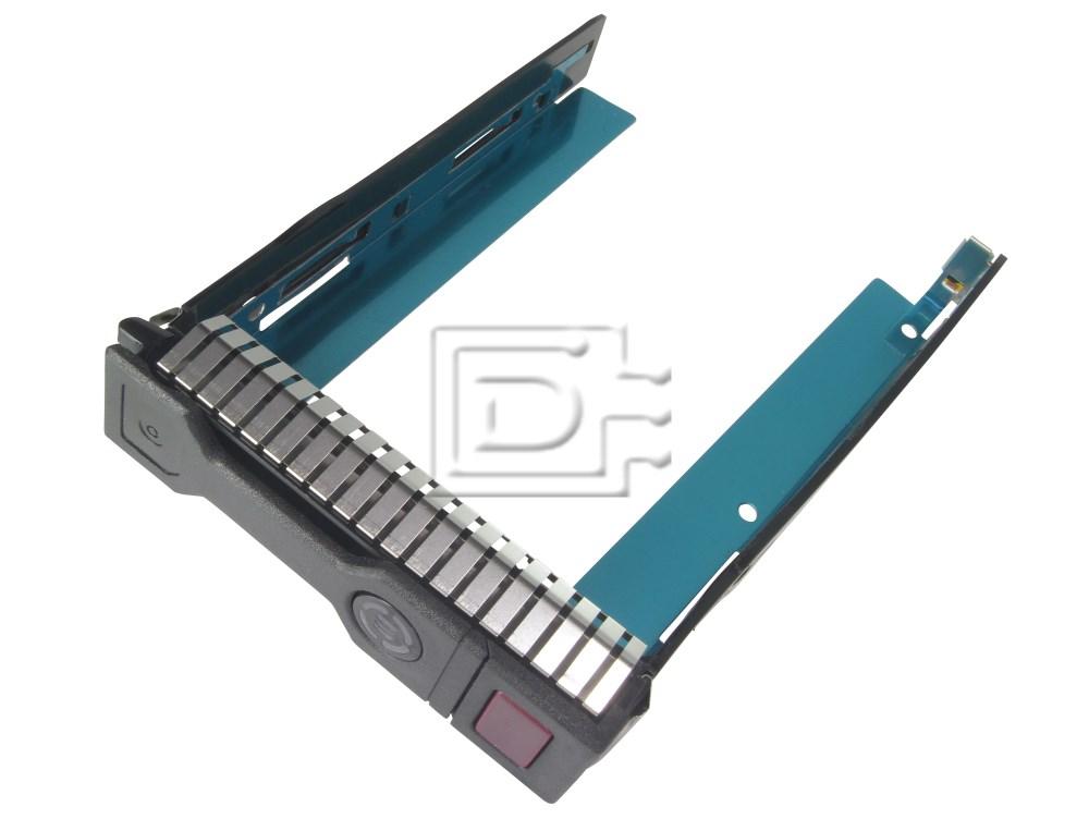 HEWLETT PACKARD 651314-001 651320-001 HP Gen8 tray caddy Gen9 Gen 9 Gen 8 3.5 Sled image 1