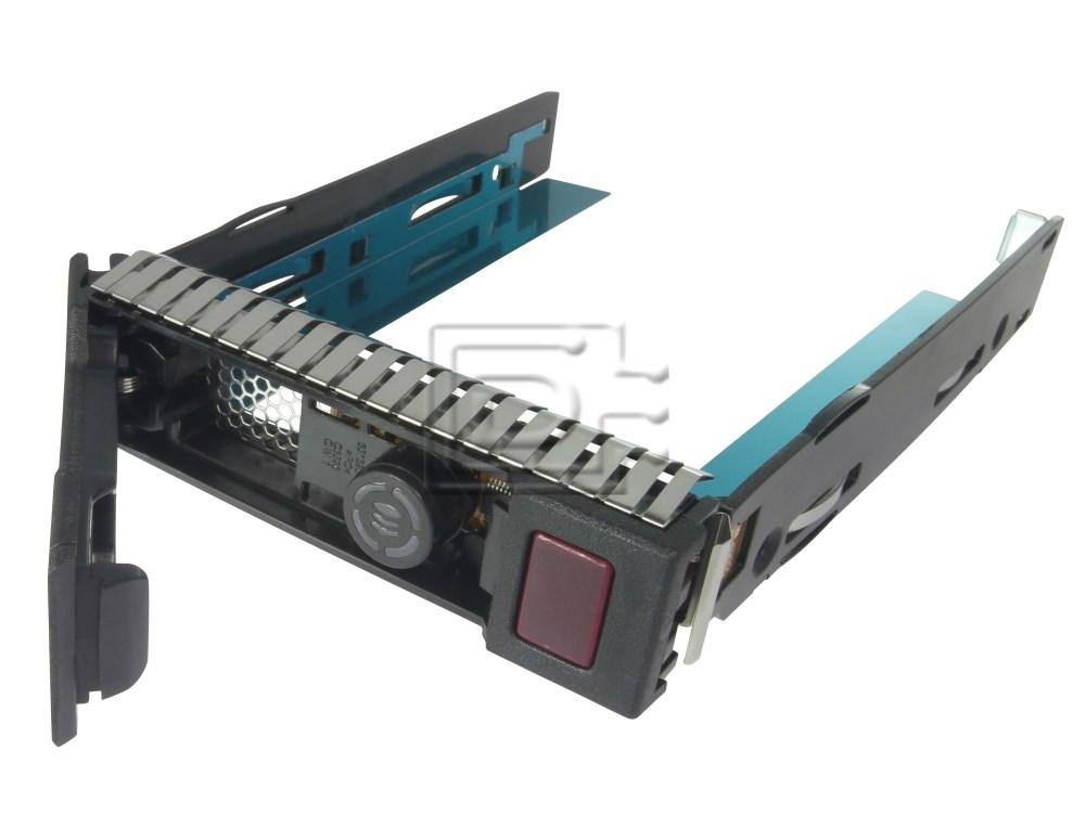 HEWLETT PACKARD 651314-001 651320-001 HP Gen8 tray caddy Gen9 Gen 9 Gen 8 3.5 Sled image 2