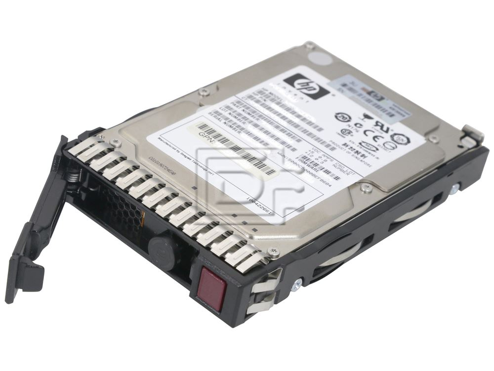 HEWLETT PACKARD 652611-B21 652611-S21 SAS Hard Drives image 2