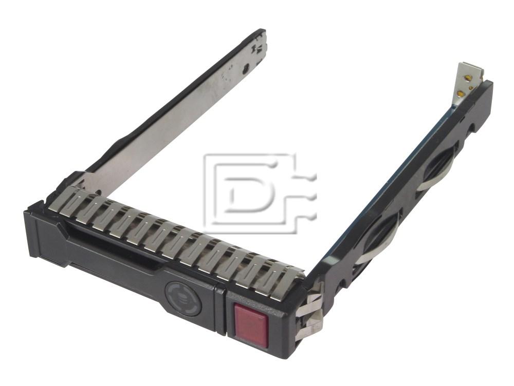 HEWLETT PACKARD 651687-001 HP Gen 8 Hard Drive Tray Caddy Gen 9 image 1