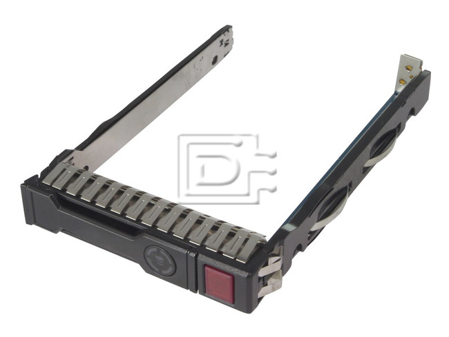 HEWLETT PACKARD 651687-001 HP Gen 8 Hard Drive Tray Caddy Gen 9 Gen8 Gen9 image 1