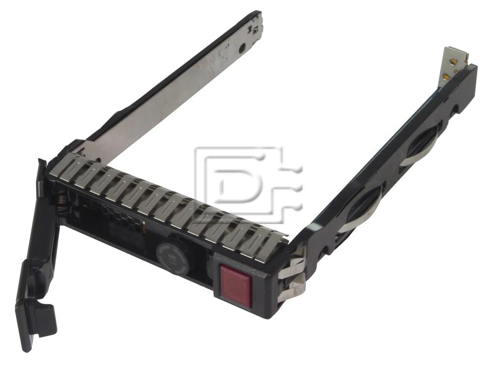 HEWLETT PACKARD 651687-001 HP Gen 8 Hard Drive Tray Caddy Gen 9 image 2