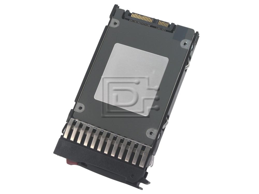 HEWLETT PACKARD 690823-B21 691024-001 SAS Solid State Drive image 2