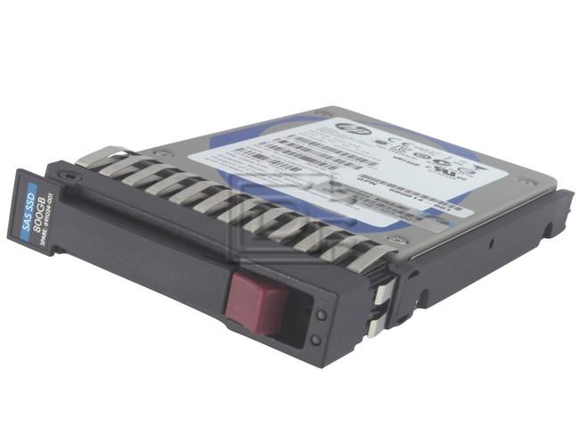 HEWLETT PACKARD 690823-B21 691024-001 SAS Solid State Drive image 3