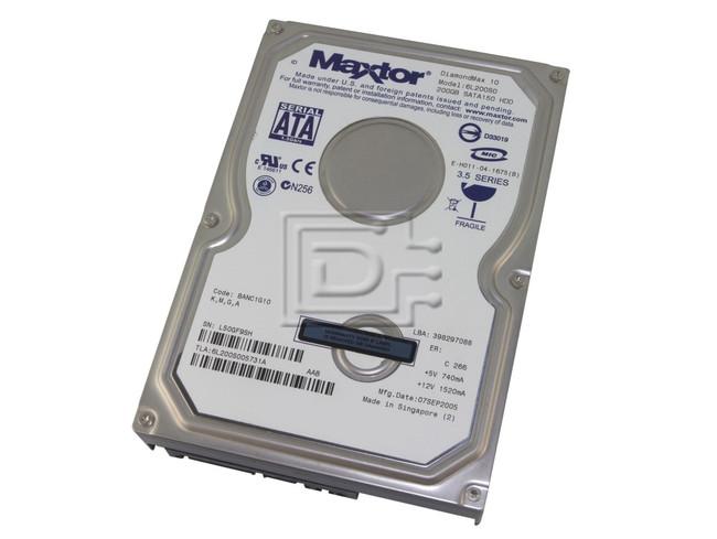 Maxtor 6L200S0 200GB SATA Hard Drive image 1