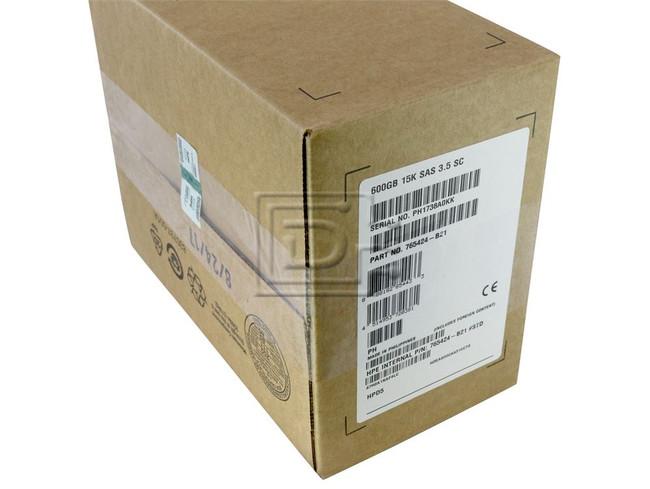 HEWLETT PACKARD 765424-B21 765867-001 759202-003 SAS Hard Drive image 1