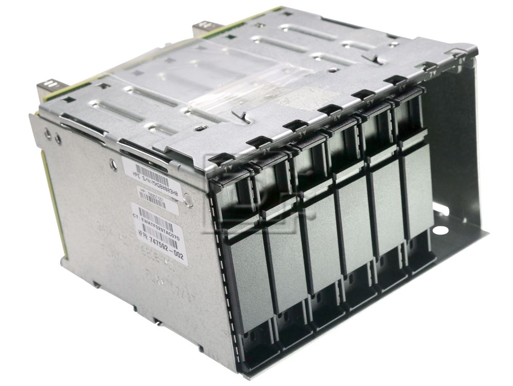 HP 607248-B21 HP DL385G7 8SFF Cage Kit