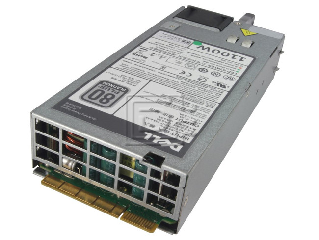 Dell GDPF3 / 7NF52 / CC6WF / GYH9V 1100W Power Supply PSU for R720 R620  R820 R720XD