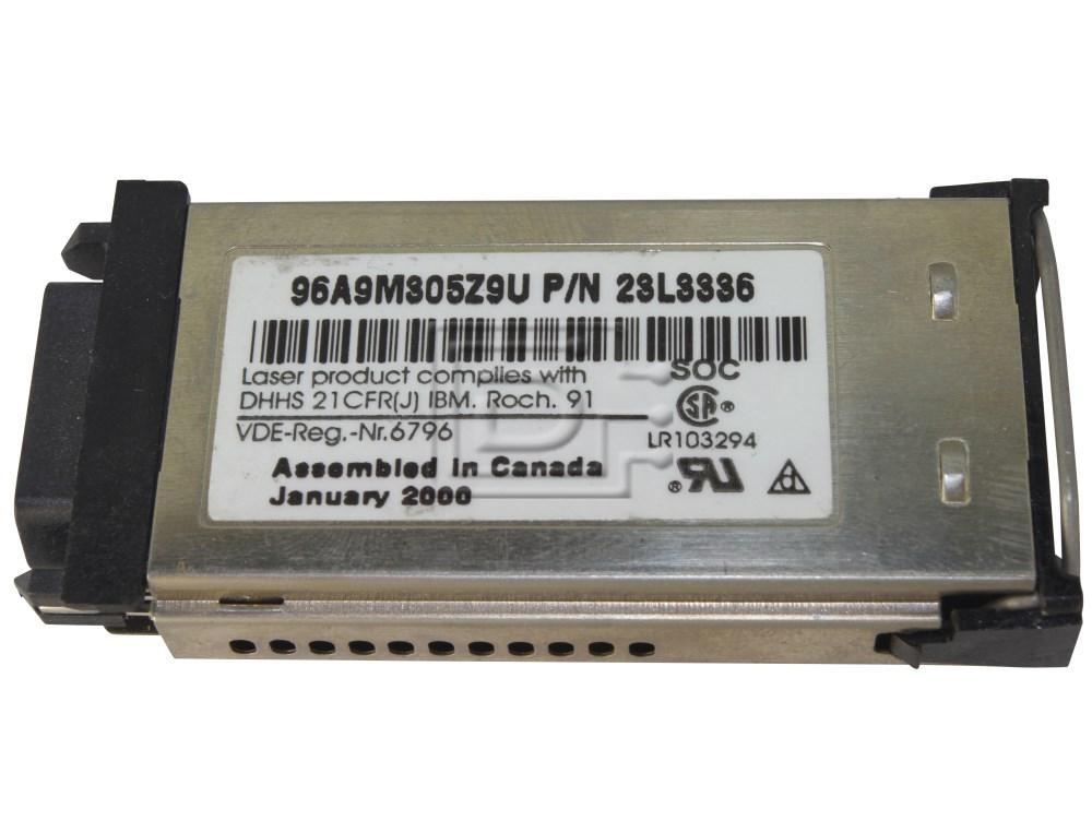 Dell 8672T 1000Base-SX Fibre Optic Fiber Channel GBIC image 1