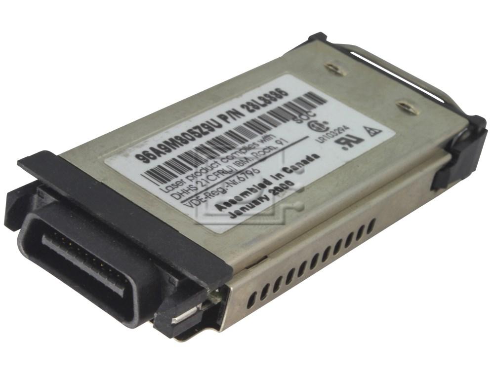 Dell 8672T 1000Base-SX Fibre Optic Fiber Channel GBIC image 2