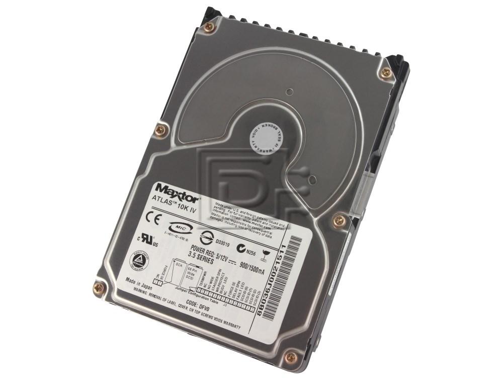 Maxtor 8B036J0 8B036J SCSI Hard Drives image 1