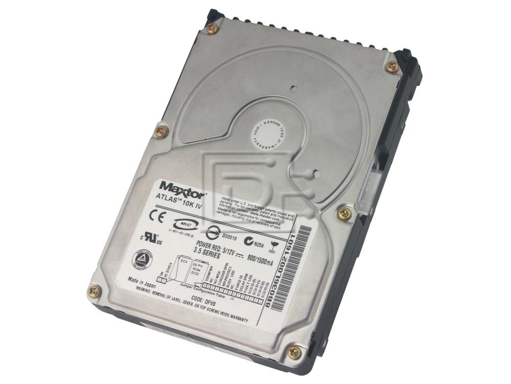 Maxtor 8B036L0 SCSI Hard Drive image 1