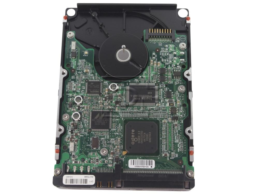 Maxtor 8D073L0 SCSI Hard Drive image 2
