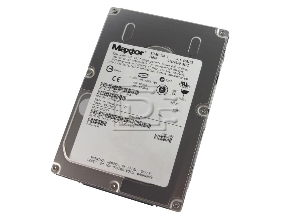 Maxtor 8D147J0 SCSI Hard Drive image 1