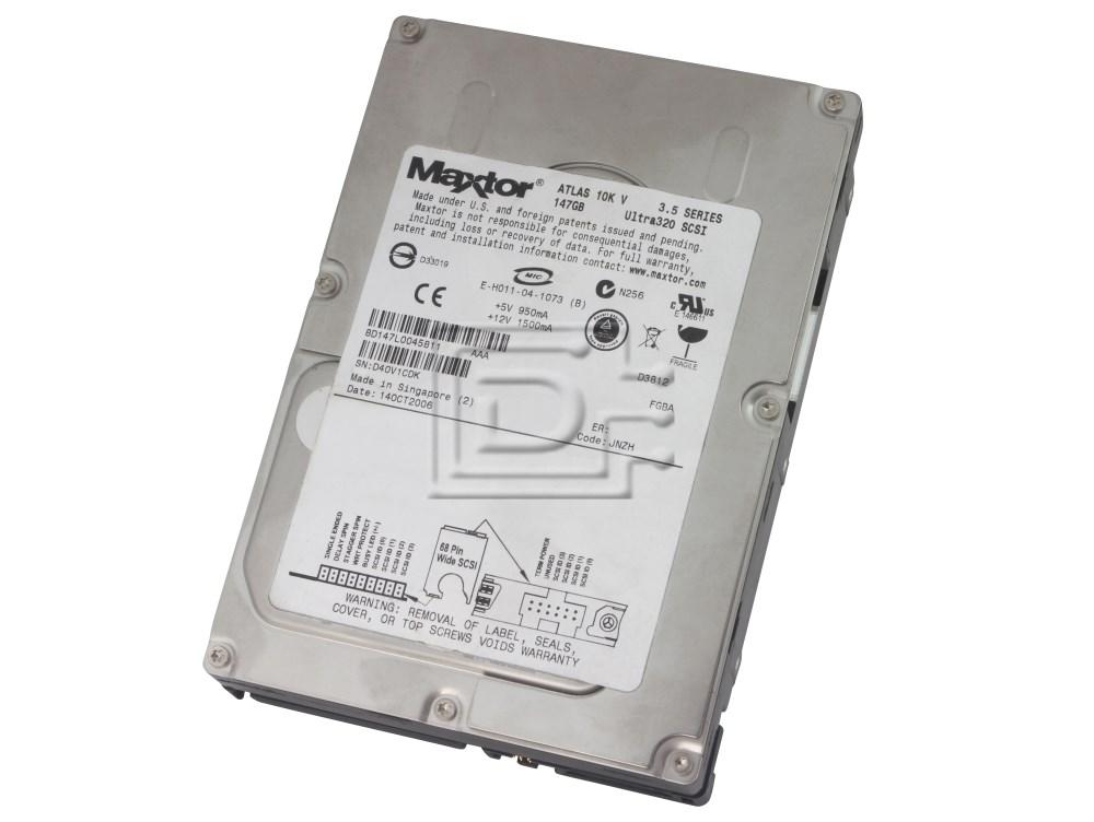 Maxtor 8D147L0 SCSI Hard Drive image 1