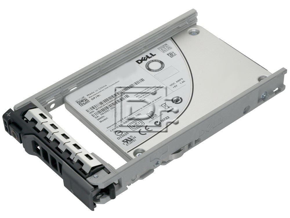 Dell 400-AQFV MY77D 0MY77D SAS SSD Kit image 1