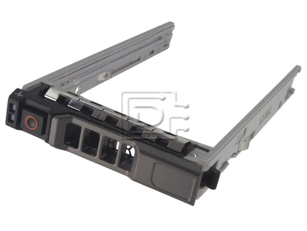 Dell 8FKXC 08FKXC NTPP3 0NTPP3 Dell SAS Serial SCSI SATAu Disk Trays / Caddy image 1