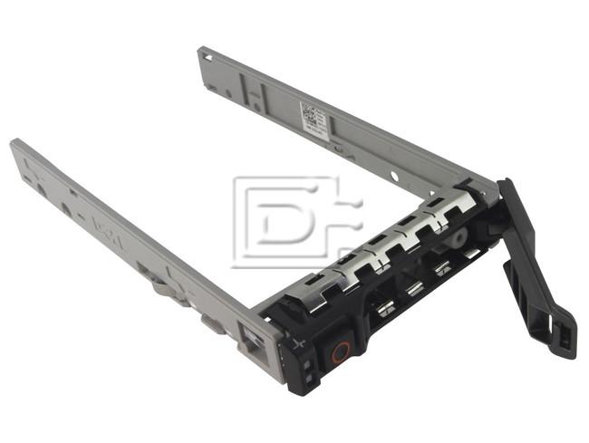 Dell 8FKXC 08FKXC NTPP3 0NTPP3 Dell SAS Serial SCSI SATAu Disk Trays / Caddy image 2