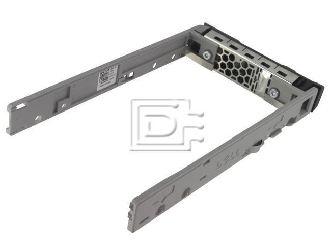 Dell 8FKXC 08FKXC NTPP3 0NTPP3 Dell SAS Serial SCSI SATAu Disk Trays / Caddy image 3