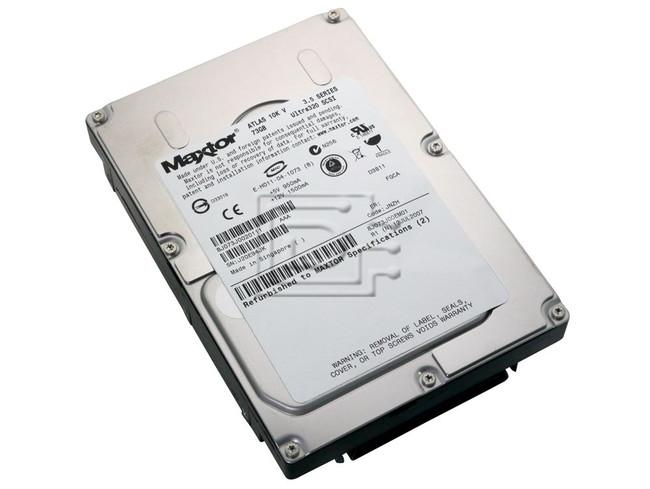 Maxtor 8J073J0 SCSI Hard Disk Drive image 1