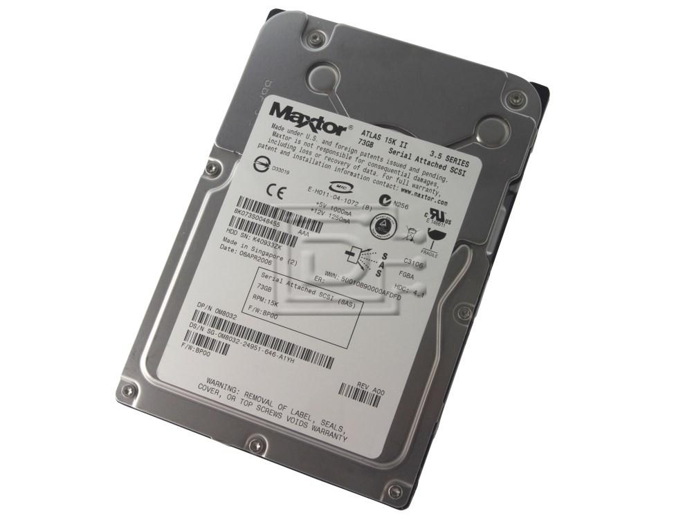 Maxtor 8K036S0 H8868 0H8868 SAS SCSI Hard Drives image 1