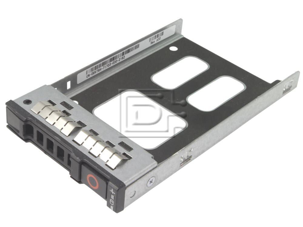 Dell 8V76H 08V76H Dell SAS Serial SCSI SATAu Disk Trays / Caddy image 1