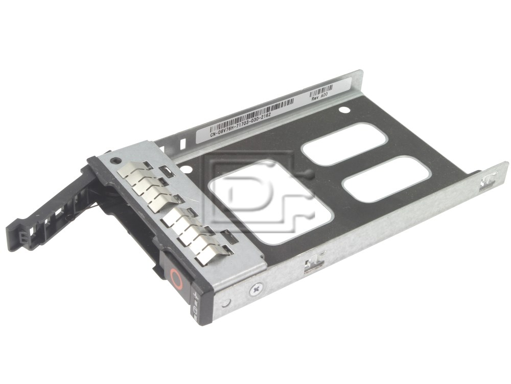 Dell 8V76H 08V76H Dell SAS Serial SCSI SATAu Disk Trays / Caddy image 2