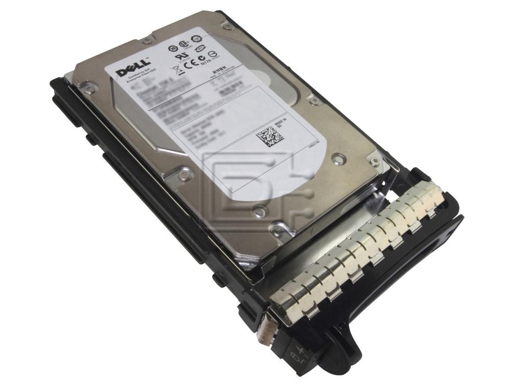 Dell 341-2118 J6398 Dell SCSI Hard Drive image 1