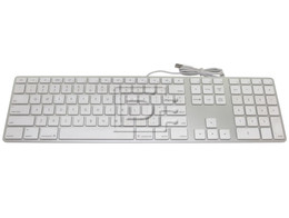 APPLE A1243 MB110LL/A MB110LLA 661-4326 Apple sized wired keyboard