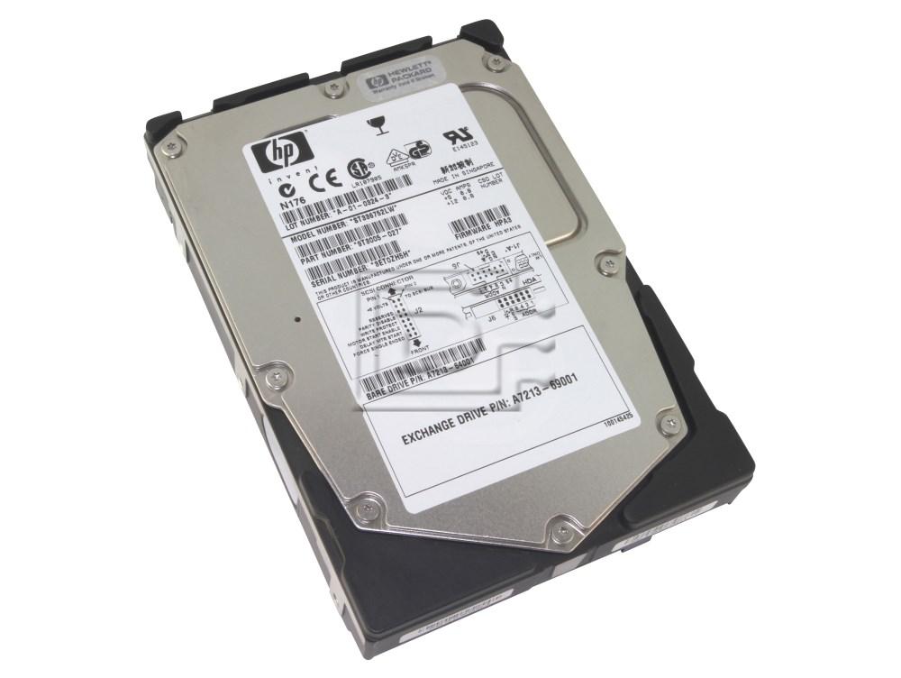 HEWLETT PACKARD A7213-69001 SAS Hard Drives image 1