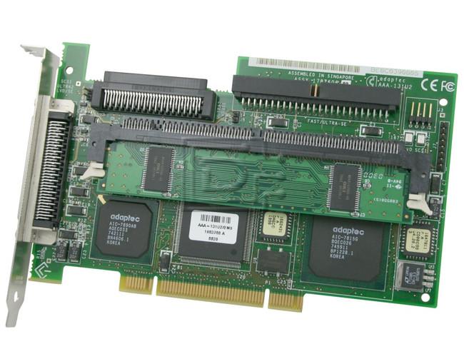 ADAPTEC AAA-131U2 SCSI RAID Controller image 1
