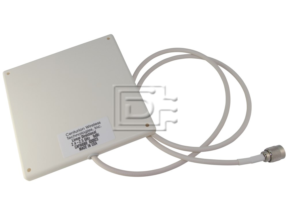 CISCO AIR-ANT3549 Cisco High-Gain Patch Wall Mount Antenna image 1
