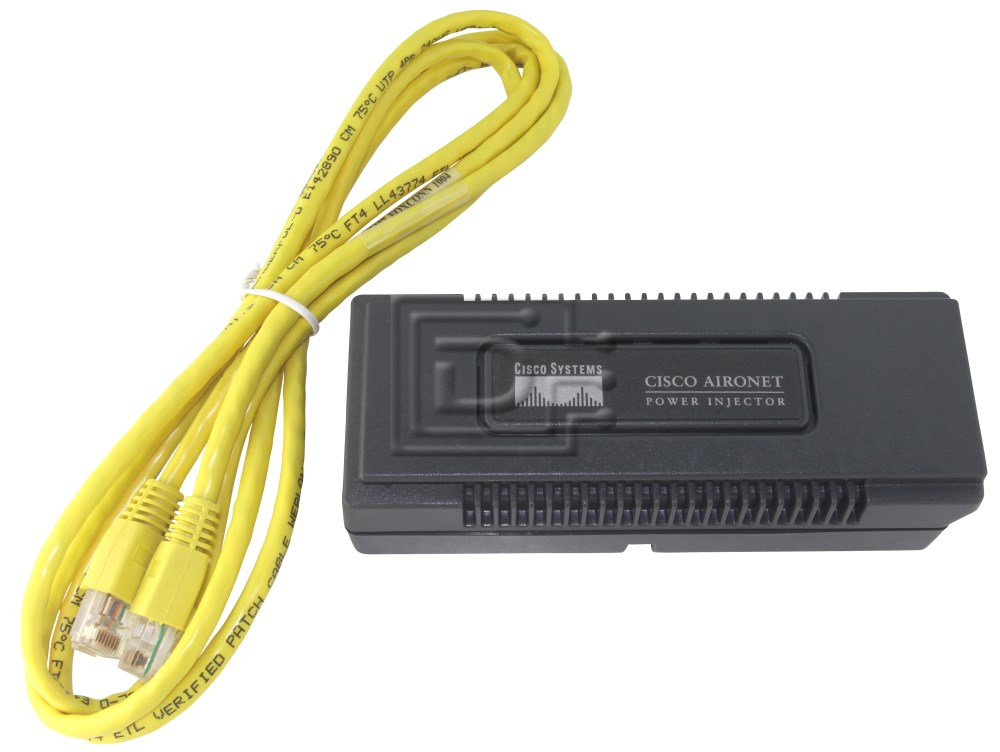 CISCO AIR-PWRINJ3 Power over Ethernet Injector image 1
