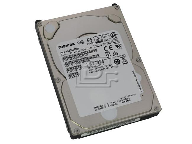 Toshiba AL14SEB090N HDEBF02GEA51 SAS Hard Drive image 1