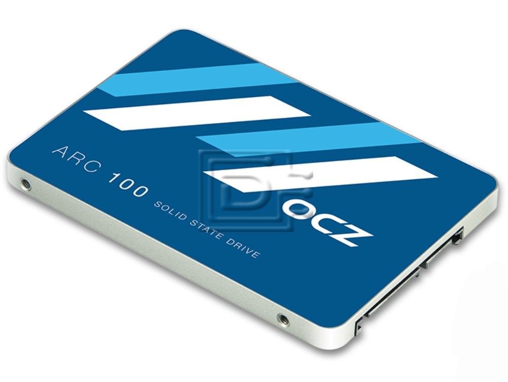 "OCZ Technology ARC100-25SAT3-120G Laptop SATA 2.5"" MLC SSD Drive image"