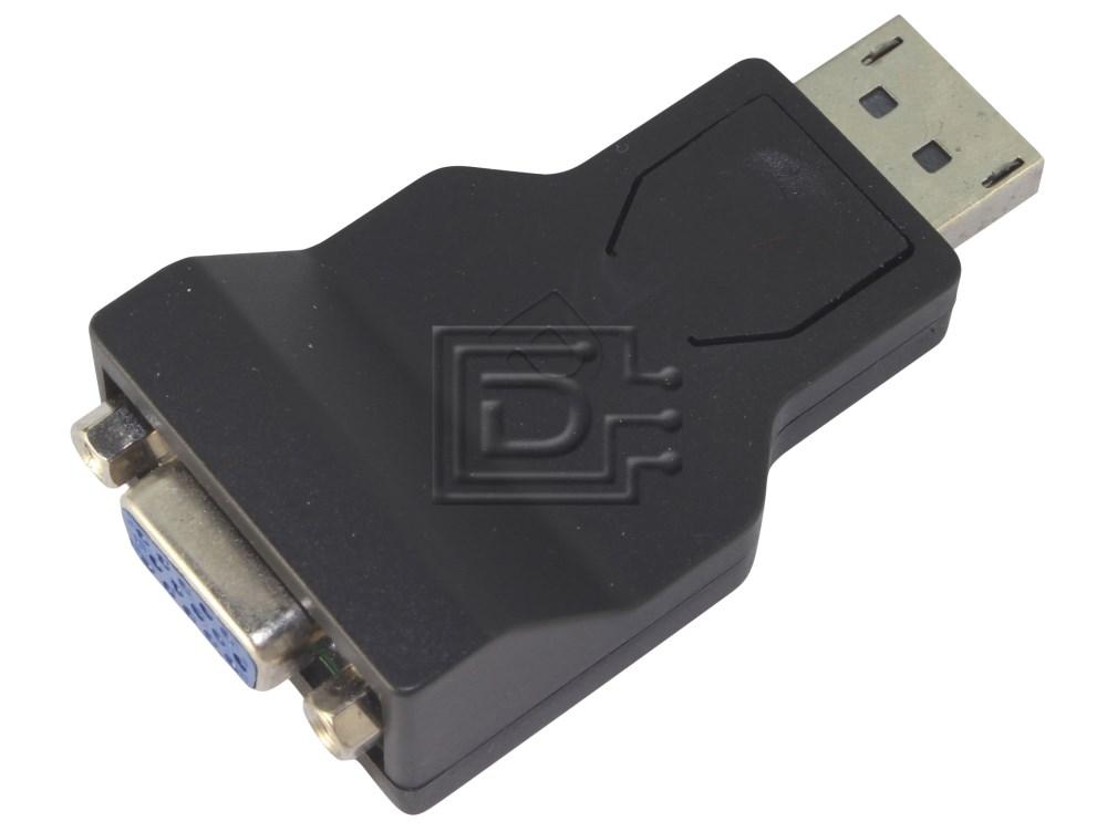 Generic CAB-AV-DISPLAYPORT-VGA DisplayPort VGA Adapter image 1