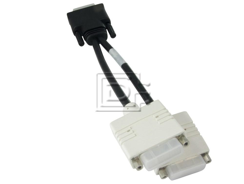 Generic CAB-AV-DMS59-DVI-Y-BN-OE H9361 0H9361 DVI-D Cable image 2
