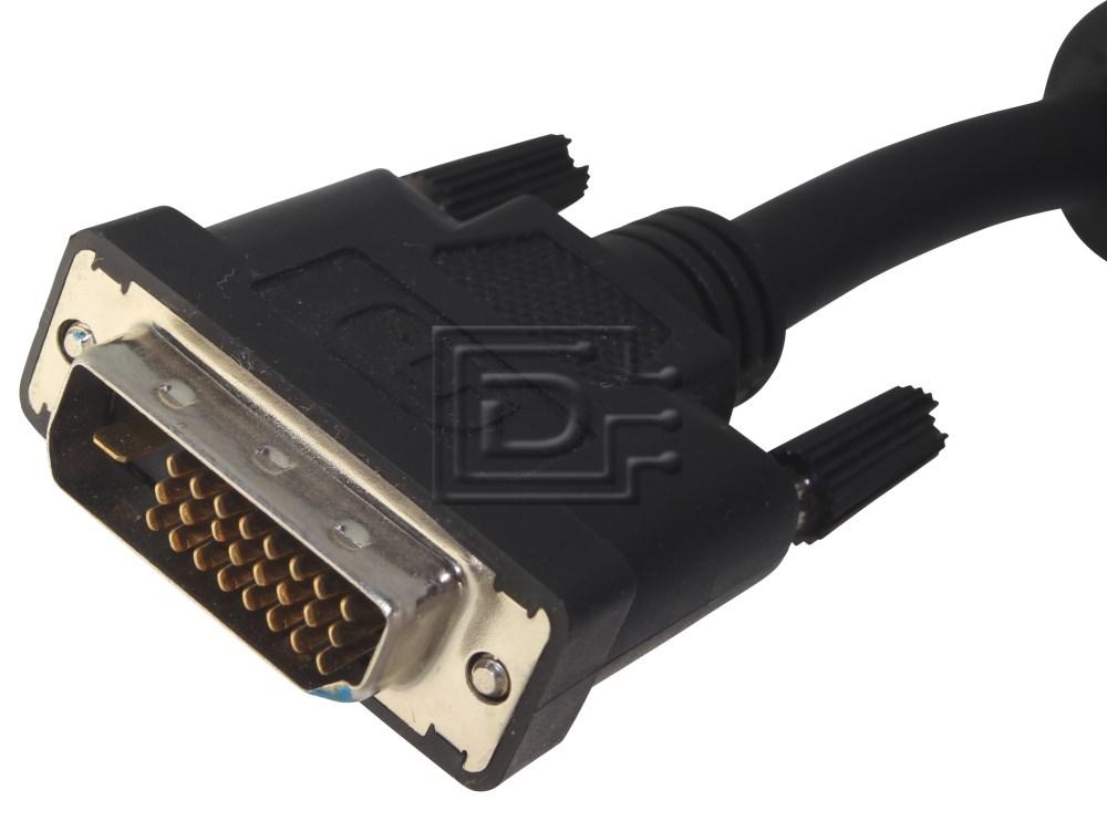 Generic CAB-AV-DVIDM-DVIDM-3m-BN-OE DVI-D Cable image 2