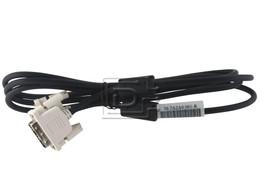 Generic CAB-AV-DVIDM-DVIDM-SIL-1.8m-BN-OE 50.7A2A0.001-R DVI-D Cable