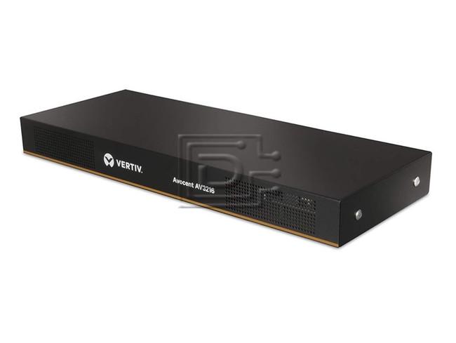 Avocent AV3216-001 AV3216 KVM Switches image 2