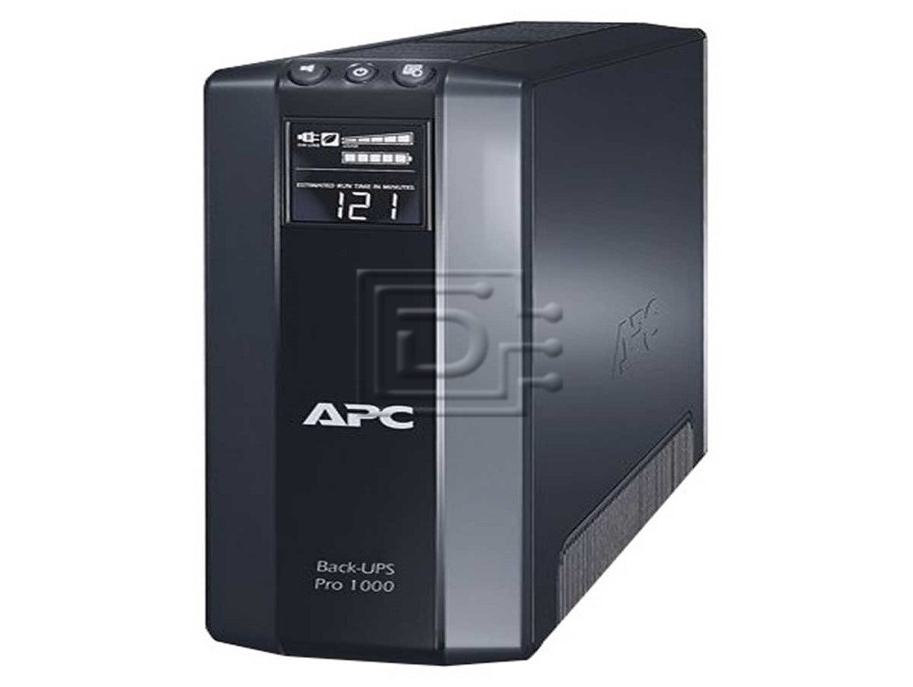 AMERICAN POWER CONVERSION BR1000G A3683905 A6993975 Back-UPS Pro 1000VA UPS Uninterruptible Power Supply image 1