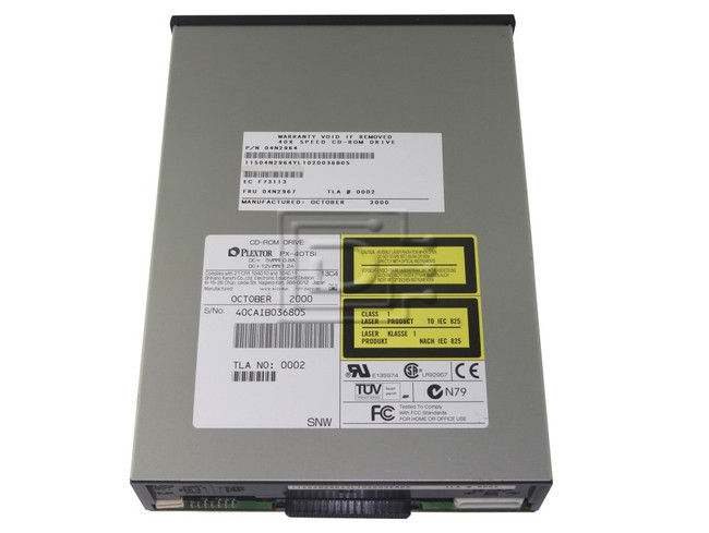 Plextor CD-ROM SCSI CD ROM 68pin image 1